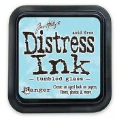 Tim Holtz Distress Ink Pad: Tumbled Glass - TIM27188
