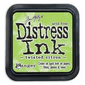 Tim Holtz Distress Ink Pad: Twisted Citron - TIM43294