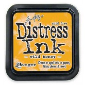 Tim Holtz Distress Ink Pad: Wild Honey - TIM27201