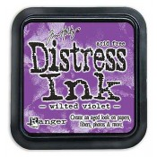 Tim Holtz Distress Ink Pad, Wilted Violet - TIM43263