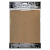Tim Holtz Distress Kraft Heavystock: TDA76384