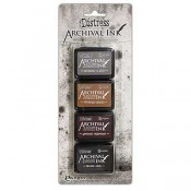 Tim Holtz Distress Archival Ink Mini Kit #3 - AITK64848