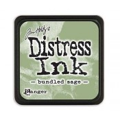 Tim Holtz Mini Distress Ink Pad: Bundled Sage - TDP39891