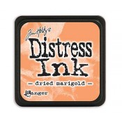 Tim Holtz Mini Distress Ink Pad: Dried Marigold - TDP39921