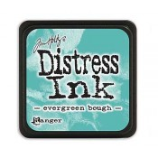 Tim Holtz Mini Distress Ink Pad, Evergreen Bough - TDP39945