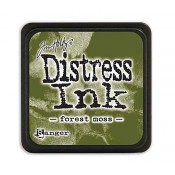 Tim Holtz Mini Distress Ink Pad: Forest Moss - TDP39983