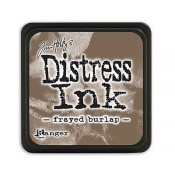 Tim Holtz Mini Distress Ink Pad: Frayed Burlap - TDP39990