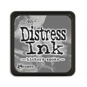 Tim Holtz Mini Distress Ink Pad, Hickory Smoke - TDP47339