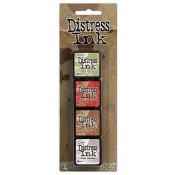 Tim Holtz Mini Distress Ink Pad Kit #11 - TDPK40415