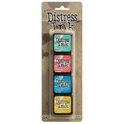 Tim Holtz Mini Distress Ink Pad Kit #13 - TDPK46738