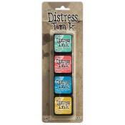 Tim Holtz Mini Distress Ink Pad Kit #13 - TDPK46738
