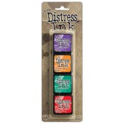 Tim Holtz Mini Distress Ink Pad Kit #15 - TDPK46752