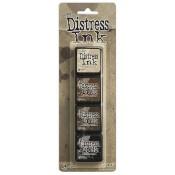 Tim Holtz Mini Distress Ink Pad Kit #3 - TDPK40330