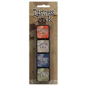 Tim Holtz Mini Distress Ink Pad Kit #5 - TDPK40354
