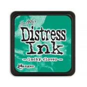 Tim Holtz Mini Distress Ink Pad, Lucky Clover - TDP47384