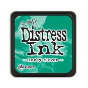 Tim Holtz Mini Distress Ink Pad: Lucky Clover - TDP47384
