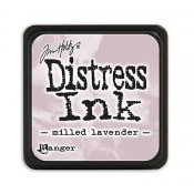 Tim Holtz Mini Distress Ink Pad: Milled Lavender - TDP40026