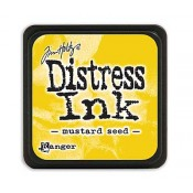 Tim Holtz Mini Distress Ink Pad: Mustard Seed - TDP40040