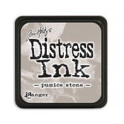 Tim Holtz Mini Distress Ink Pad: Pumice Stone - TDP40101