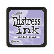 Tim Holtz Mini Distress Ink Pad: Shaded Lilac - TDP40170