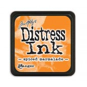 Tim Holtz Mini Distress Ink Pad: Spiced Marmalade - TDP40187