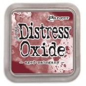 Tim Holtz Distress Oxide Ink Pad: Aged Mahogany - TDO55785
