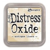 Tim Holtz Distress Oxide Ink Pad: Antique Linen - TDO55792