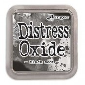 Tim Holtz Distress Oxide Ink Pad: Black Soot - TDO55815