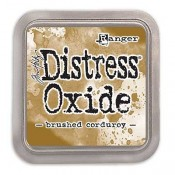 Tim Holtz Distress Oxide Ink Pad: Brushed Corduroy TDO55839