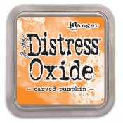 Tim Holtz Distress Oxide Ink Pad: Carved Pumpkin - TDO55877