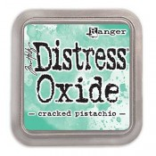 Tim Holtz Distress Oxide Ink Pad: Cracked Pistachio - TDO55891