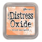 Tim Holtz Distress Oxide Ink Pad: Dried Marigold TDO55914
