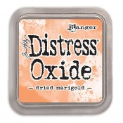 Tim Holtz Distress Oxide Ink Pad: Dried Marigold - TDO55914