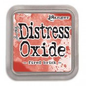 Tim Holtz Distress Oxide Ink Pad: Fired Brick - TDO55969