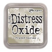 Tim Holtz Distress Oxide Ink Pad: Frayed Burlap - TDO55990