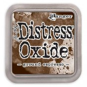 Tim Holtz Distress Oxide Ink Pad: Ground Espresso - TDO56010