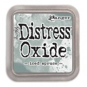 Tim Holtz Distress Oxide Ink Pad: Iced Spruce - TDO56034