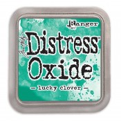 Tim Holtz Distress Oxide Ink Pad: Lucky Clover - TDO56041