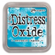 Tim Holtz Distress Oxide Ink Pad: Mermaid Lagoon - TDO56058