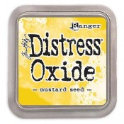 Tim Holtz Distress Oxide Ink Pad: Mustard Seed - TDO56089