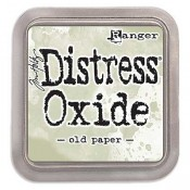Tim Holtz Distress Oxide Ink Pad: Old Paper - TDO56096