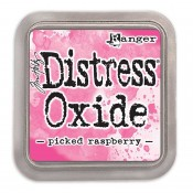Tim Holtz Distress Oxide Ink Pad: Picked Raspberry - TDO56126