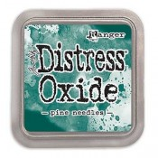 Tim Holtz Distress Oxide Ink Pad: Pine Needles - TDO56133