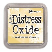 Tim Holtz Distress Oxide Ink Pad: Scattered Straw - TDO56188
