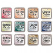 Tim Holtz Distress Oxide Ink Pads: Set 5