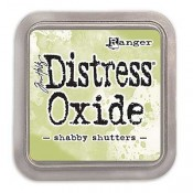 Tim Holtz Distress Oxide Ink Pad: Shabby Shutters TDO56201