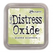 Tim Holtz Distress Oxide Ink Pad: Shabby Shutters - TDO56201