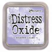 Tim Holtz Distress Oxide Ink Pad: Shaded Lilac - TDO56218