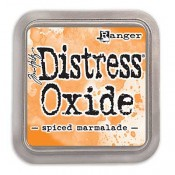 Tim Holtz Distress Oxide Ink Pad: Spiced Marmalade - TDO56225