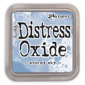 Tim Holtz Distress Oxide Ink Pad: Stormy Sky - TDO56256